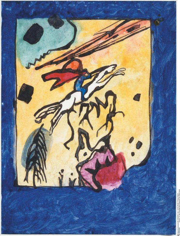 Kandinsky Malerei