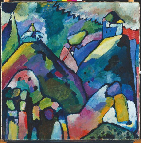 Kandinsky Kunstwerk