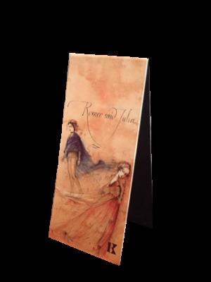 Romeo und Julia Magnetlesezeichen