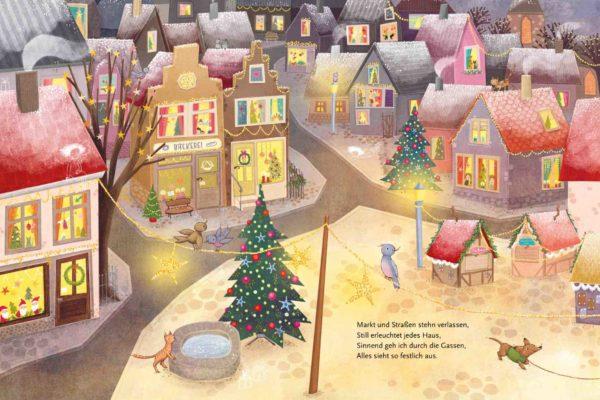 Seite aus Weihnachten