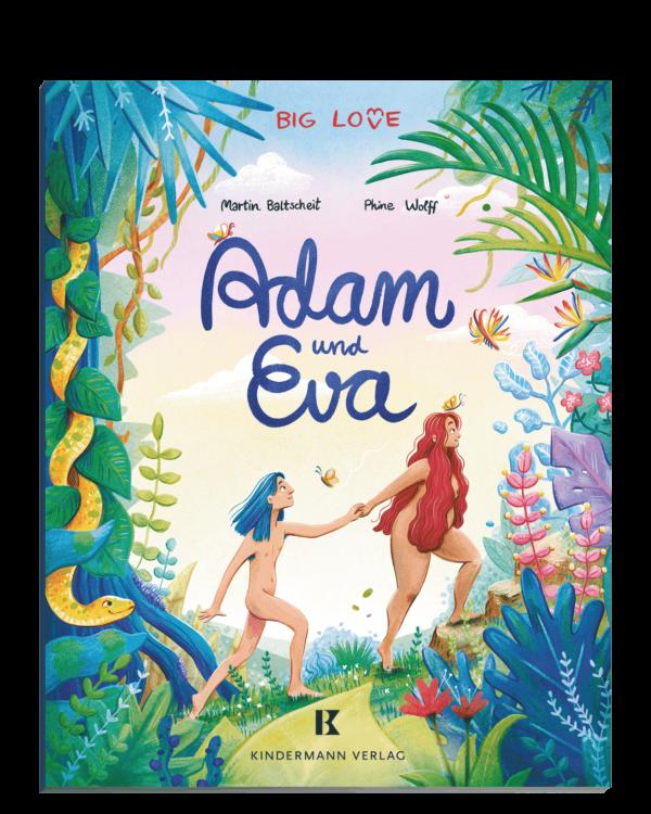 Adam und Eva Coverbild